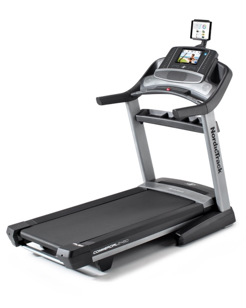 Commercial 1750 Treadmill Assembly