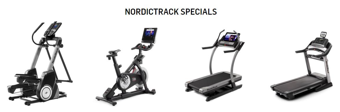 NordicTrack Specials