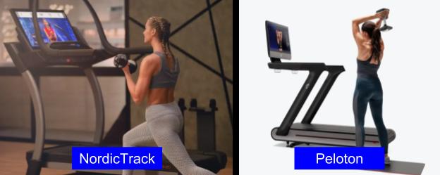 NordicTrack vs. Peloton