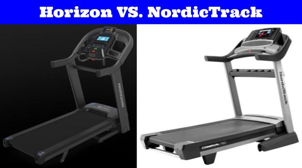Horizon vs. NordicTrack Treadmills