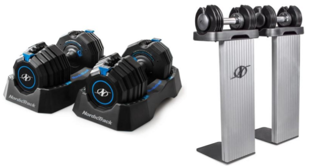 Everything You Need To Know About NordicTrack Adjustable Dumbbells
