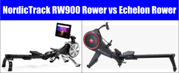 Rowing Machine Comparison: NordicTrack Rower vs Echelon Rower