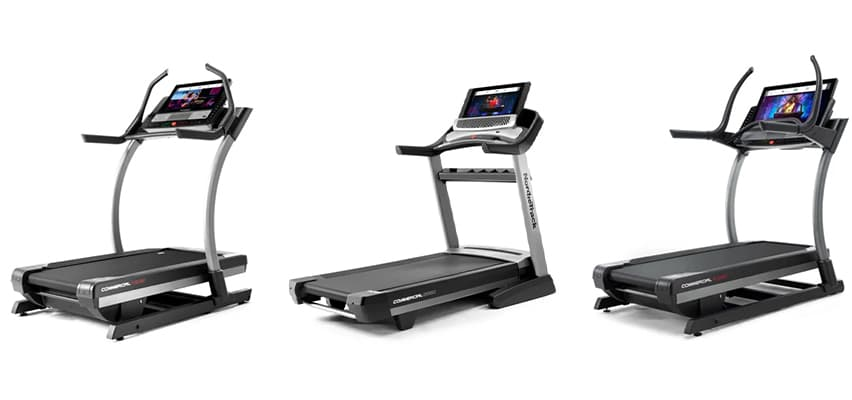 Best Peloton Alternatives NordicTrack Treadmills Image