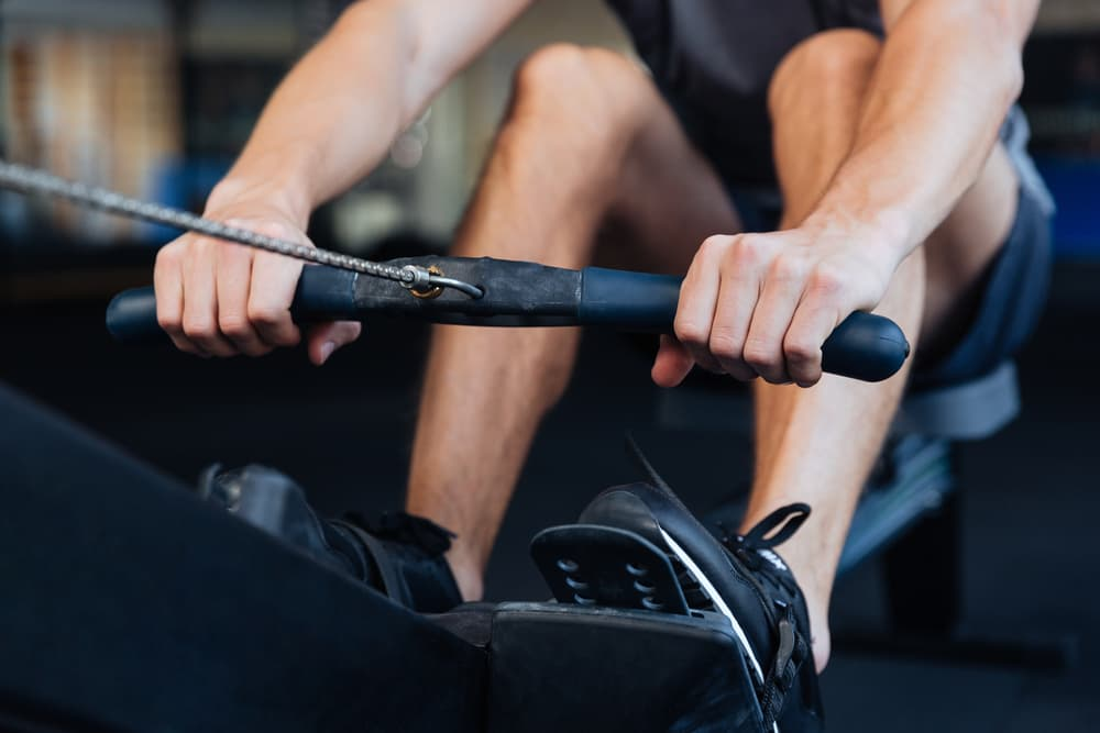Elliptical vs Rowing Machine