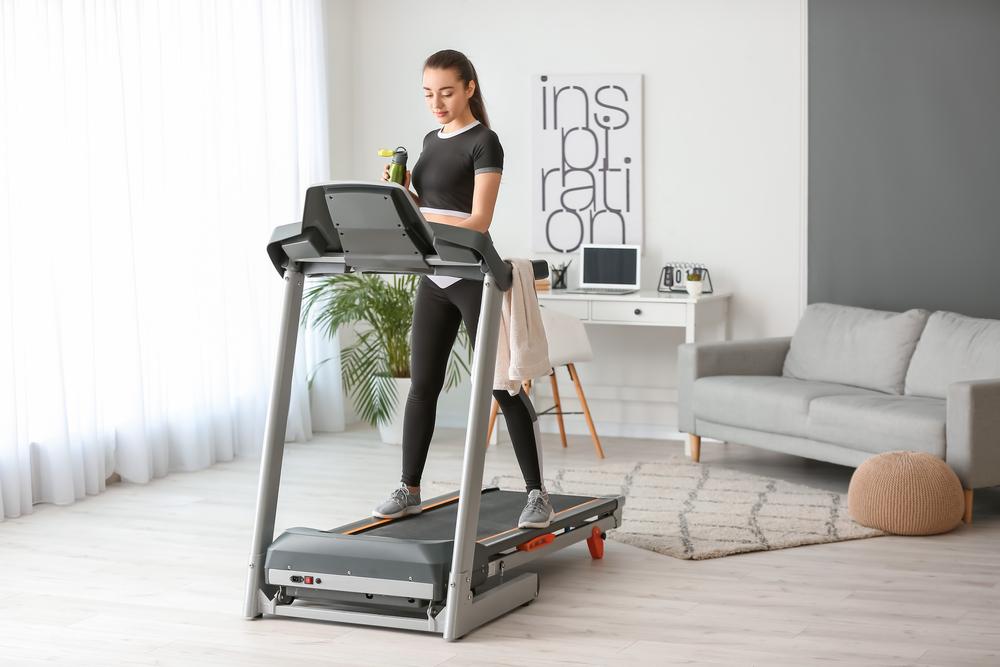 Benefits Of Using A Folding Treadmill